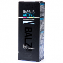 BARBUS BALZAM PO HOLENÍ ACTIVE 100 ML