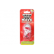 AREON FRESH WAVE TOPÁNKA STRAWBERRY