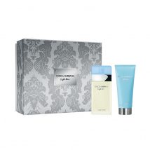 DOLCE GABBANA LIGHT BLUE EDT 25ML + TELOVÝ KRÉM 50 ML
