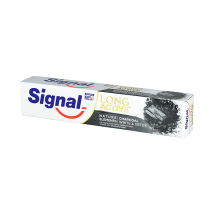 SIGNAL ZUBNÁ PASTA NATURAL CHARCHOAL 75 ML