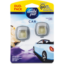 AMBI PUR CAR JAGUAR DUO VANILLA 4 ML
