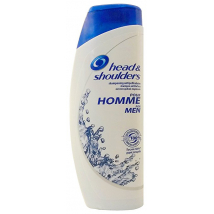 HEAD AND SHOULDERS ŠAMPÓN MEN HOMME 400 ML