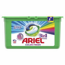 ARIEL TABLETY NA PRANIE LENOR COLOR 35 PD