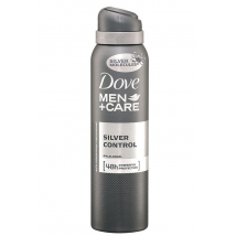 DOVE DEODORANT MEN SILVER 150 ML