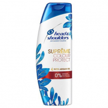 HEAD SHOULDERS ŠAMPÓN SUPREME COLOR 400 ML