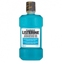 LISTERINE UV COOLMINT 500 ML