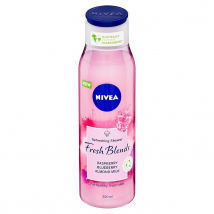 NIVEA SPRCHOVÝ GÉL FRESH BLENDS RASPBERRY 300 ML