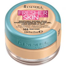 RIMMEL MAKE-UP FRESHER SKIN 103 TRUE IVORY 25 ML