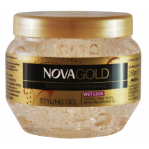 NOVA GOLD GÉL WET LOOK 250 ML
