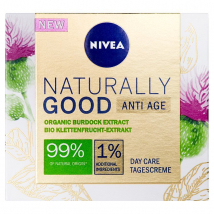 NIVEA NATURALLY GOOD ANTI-AGE DENNÝ KRÉM 50ML
