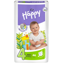 BELLA HAPPY MAXI PLUS Č.4 8-18 KG 46 KS
