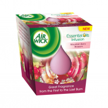 AIR WICK SVIEČKA ESENTIAL OIL MOUTAIN BERRY 105 G