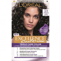 LOREAL EXCELLENCE COOL CREME 3.11 TMAVÁ HNEDÁ