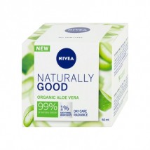 NIVEA NATURALLY GOOD DENNÝ KRÉM 50 ML