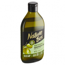 NATURE BOX SPRCHOVÝ GÉL OLIVA 385 ML