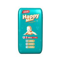 HAPPY MIMI PREMIUM MINI 3-6 KG 62 KS