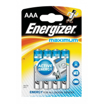 ENERGIZER MAXIMUM AAA LR03 4 KS