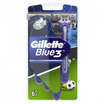 GILLETTE BLUE3 EURO2016 6 KS