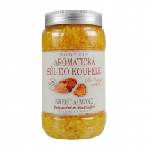 BODY TIP SOĽ DO KÚPEĽA SWEET ALMOND 1200 G