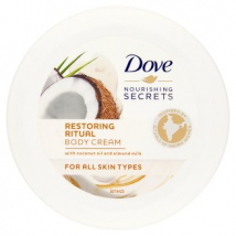 DOVE TELOVÝ KRÉM RESTOR SECRET 250 ML