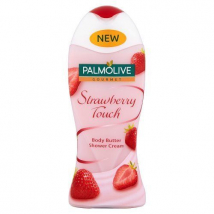 PALMOLIVE SG 250ML GOURMET STRAWBERRY