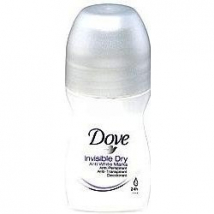 DOVE ROLL- ON INVISIBLE DRY 50 ML