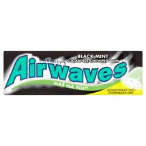 AIRWAVES BLACK MINT 14 G