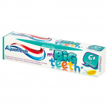 AQUAFRESH ZUBNÁ PASTA BIG TEETH 6+ 50 ML