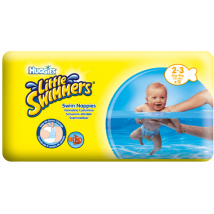 HUGGIES LITTLE SWIMMERS 2/3 3-8KG 12 KS