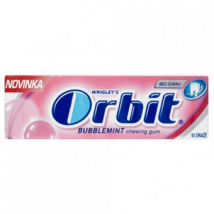 ORBIT BUBBLEMINT 14G