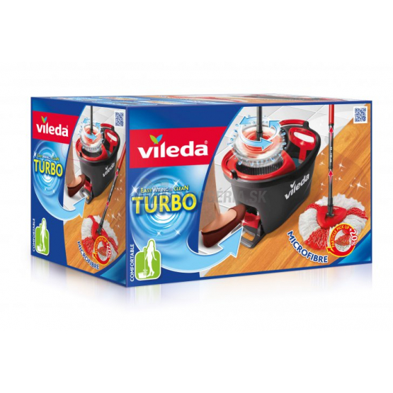 VILEDA MOP EASY WRING TURBO