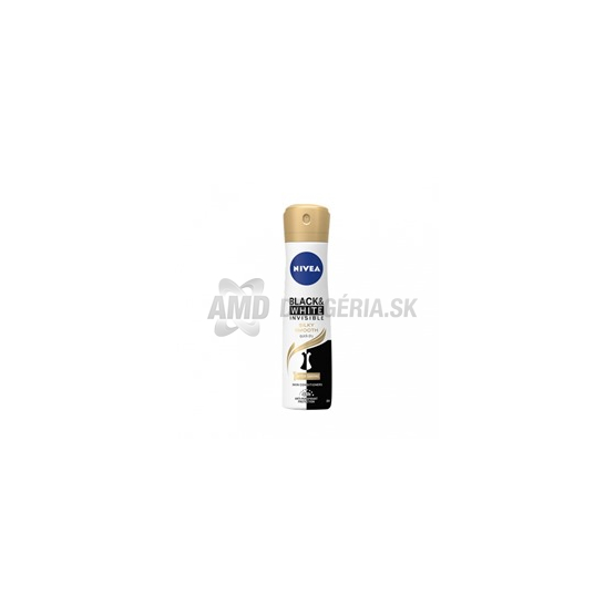 NIVEA DEODORANT ANTIPERSPIRANT SMILKY SMOOTH 150 ML