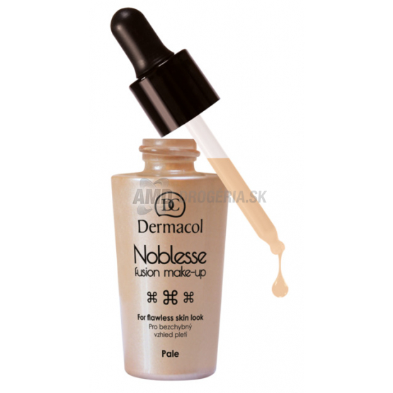 DERMACOL MAKE UP NOBLESSE FUSION Č.4